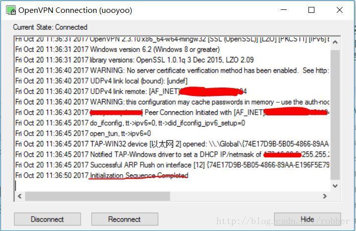 实验测试群晖DSM的PPTP和OpenVPN两种VPN接入 NAS 第17张