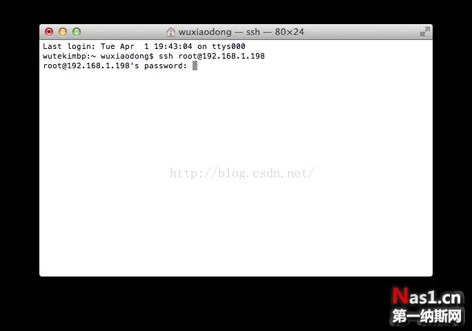 群晖系统挂载NTFS硬盘 NAS 第9张