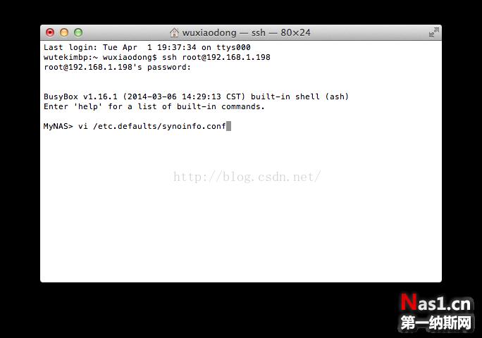 群晖系统挂载NTFS硬盘 NAS 第11张