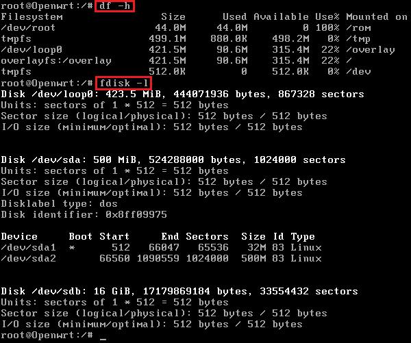 在Linux下格式化磁盘并挂载分区的方法