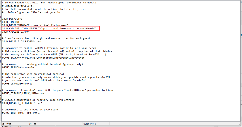 PVE6.05下折腾核显直通Win10做HTPC以及EMBY开启视频硬件转码