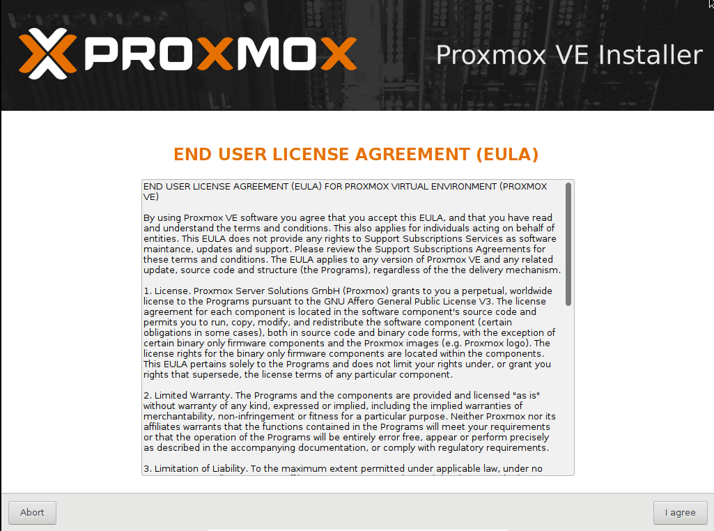 PVE系列一:安装教程 网络技术 第4张